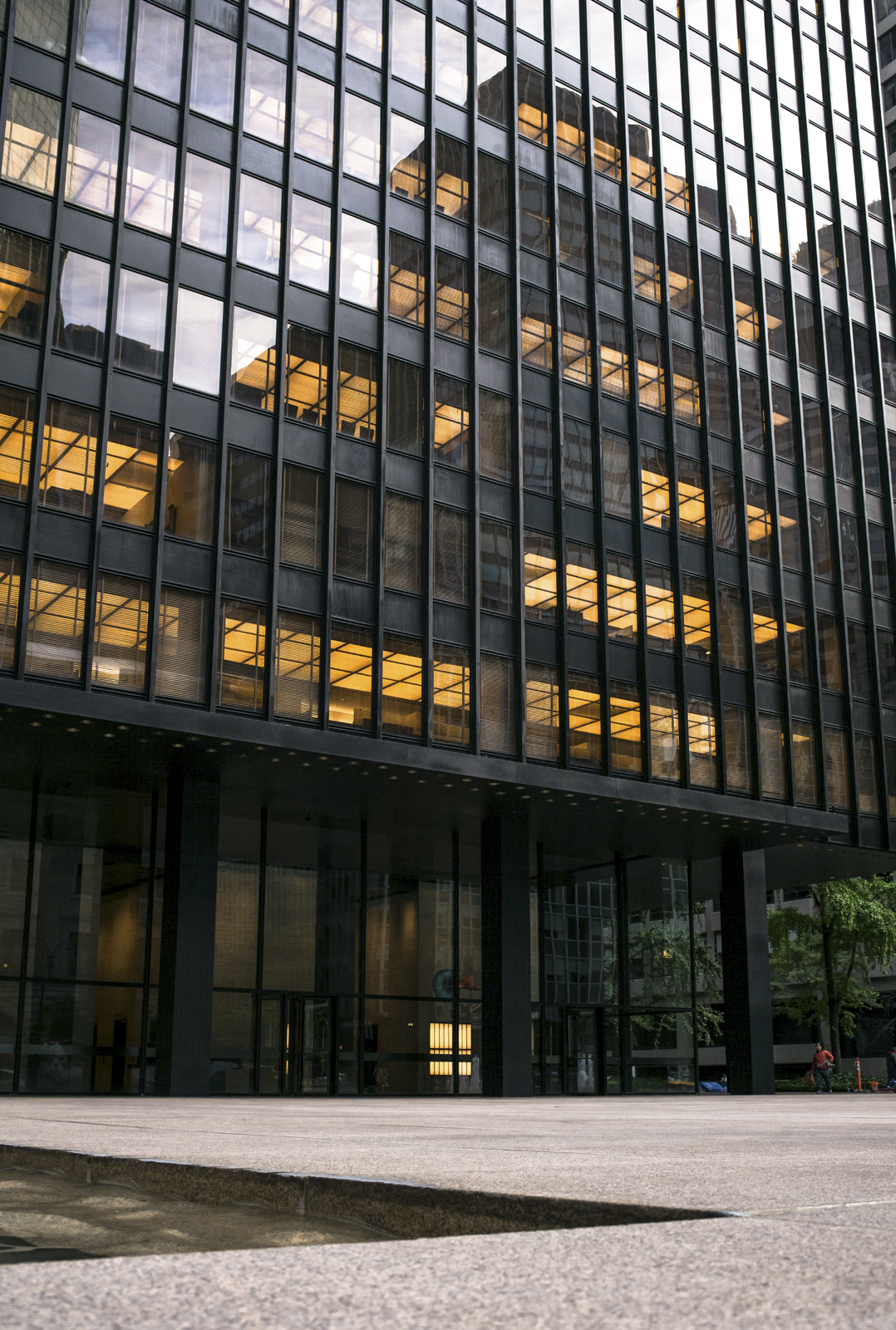 Seagram Building 3 New York 2016