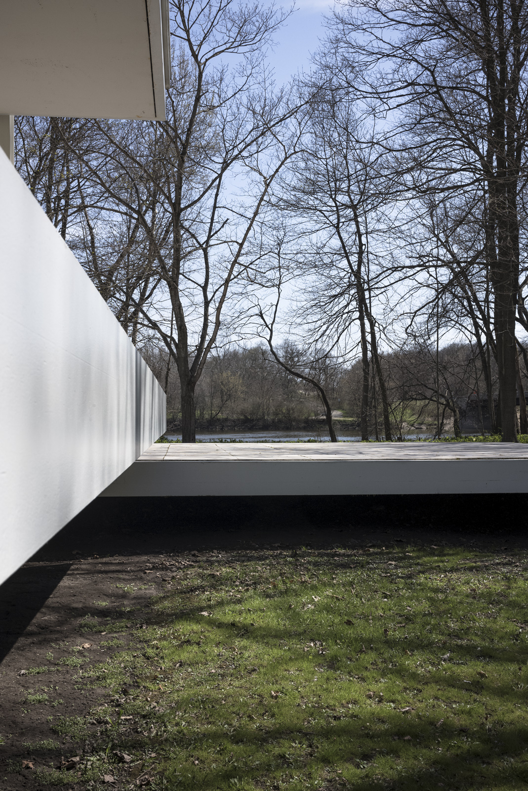 Farnsworth House 12 Plano 2018
