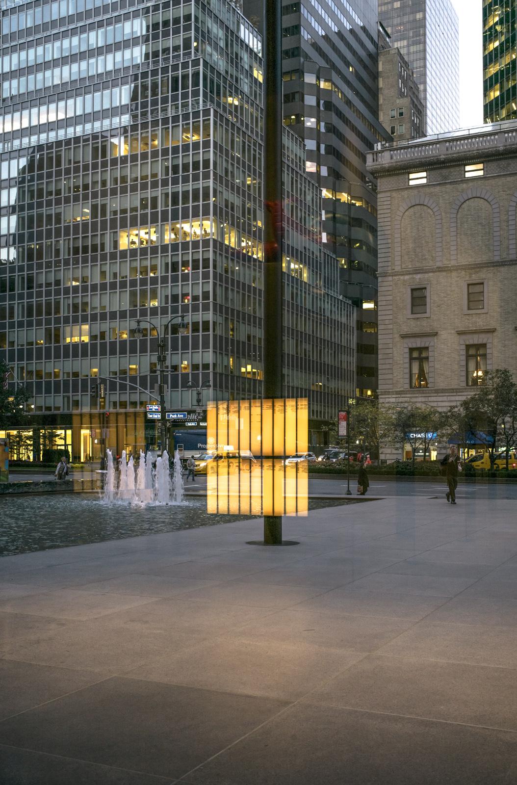 Seagram Building 8 New York 2016