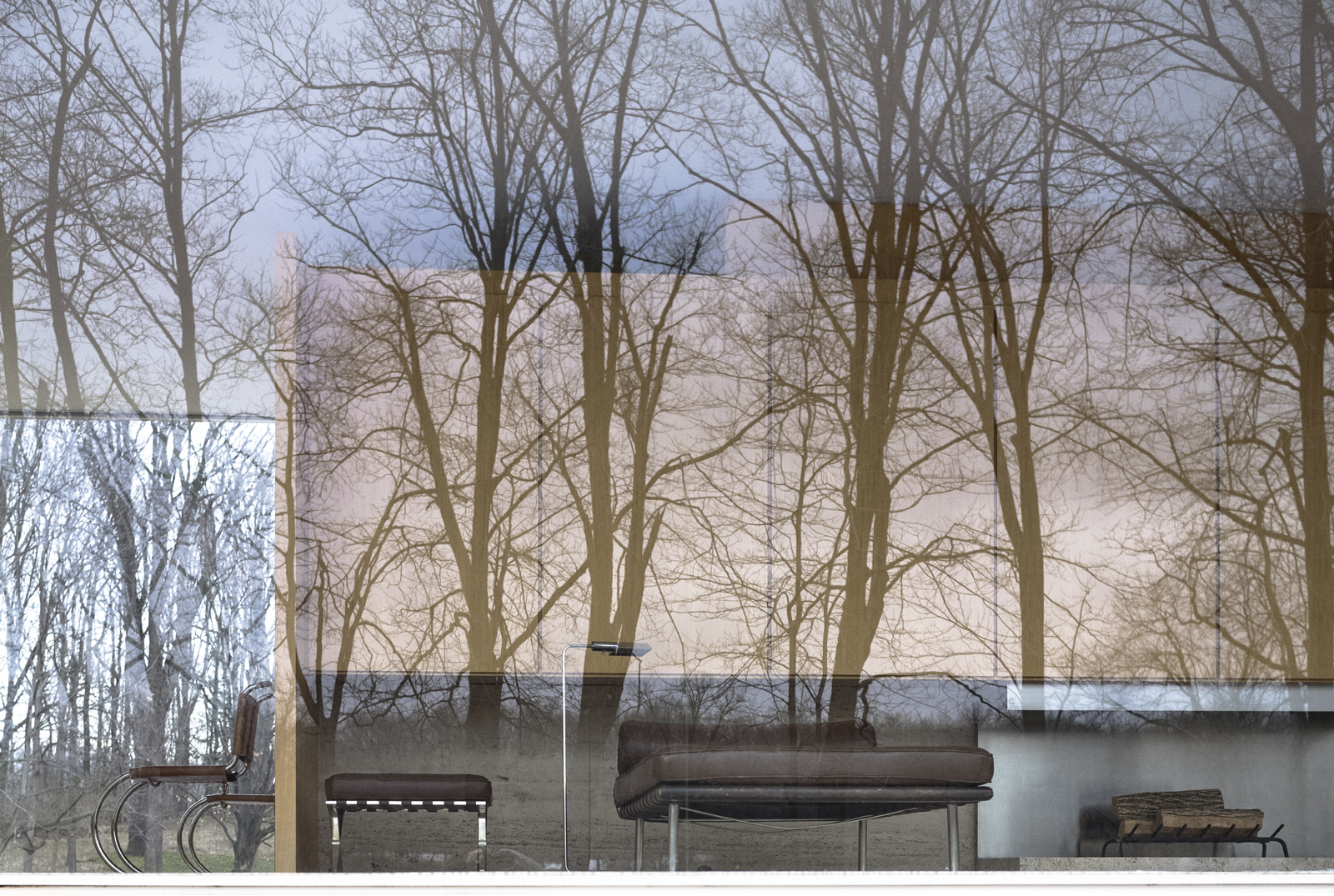 Farnsworth House 16 Plano 2019