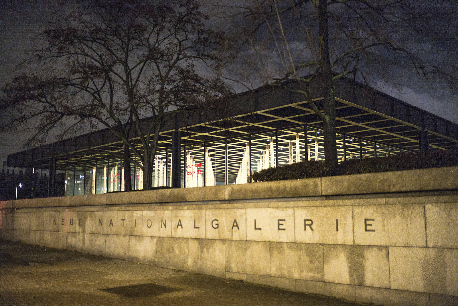 Neue Nationalgalerie 20 Berlin 2014