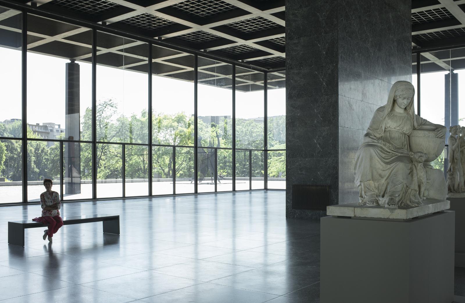 Neue Nationalgalerie 12 Berlin 2013