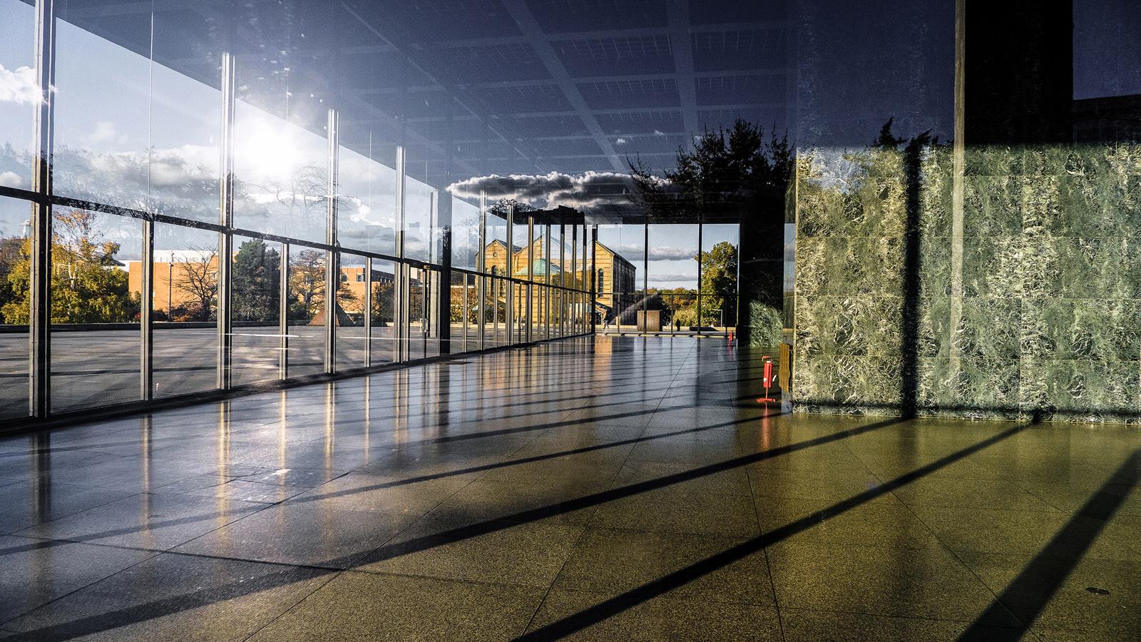 Neue Nationalgalerie 3 Berlin 2013