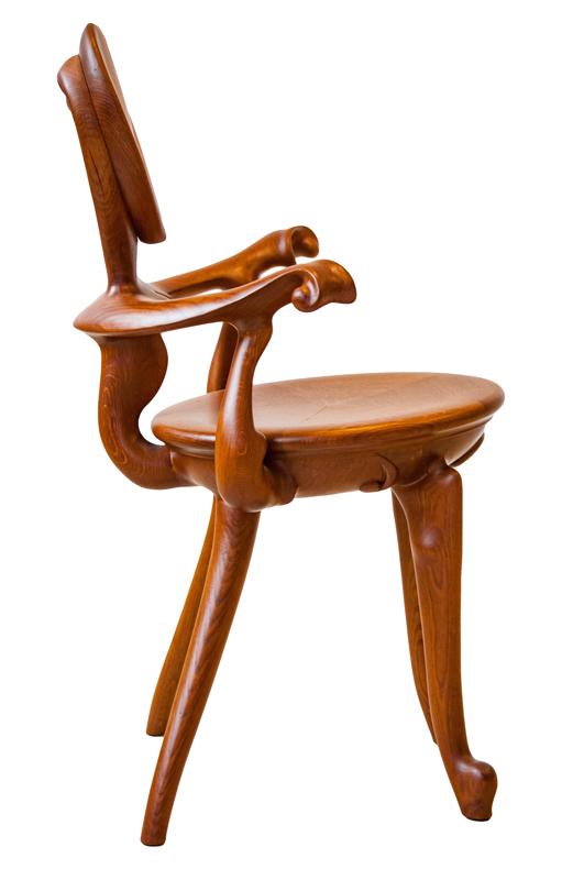 Calvet armchair reproduction - Antoni Gaudí