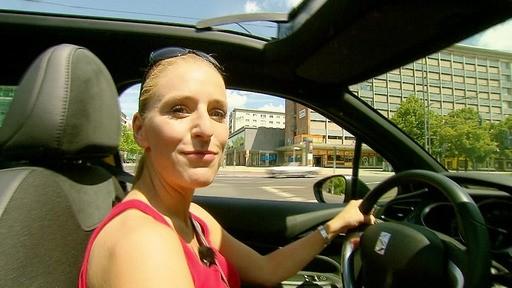 Der MDR begleitet Stefanie 1 Woche von Chemnitz nach Bad Kleinkirchheim