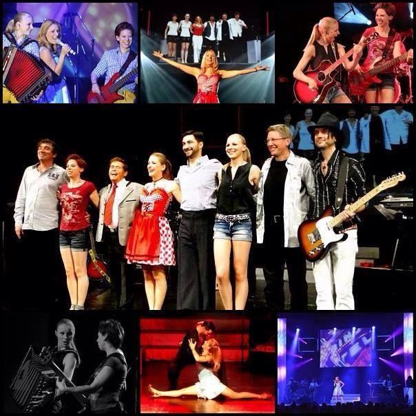 Danke für eine tolle Tournee 2013