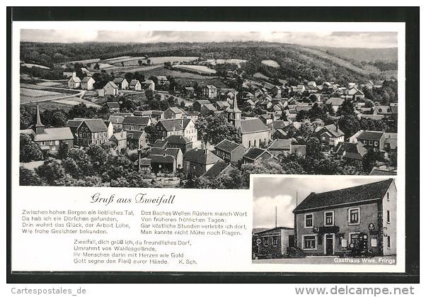 Postkarte von Zweifall