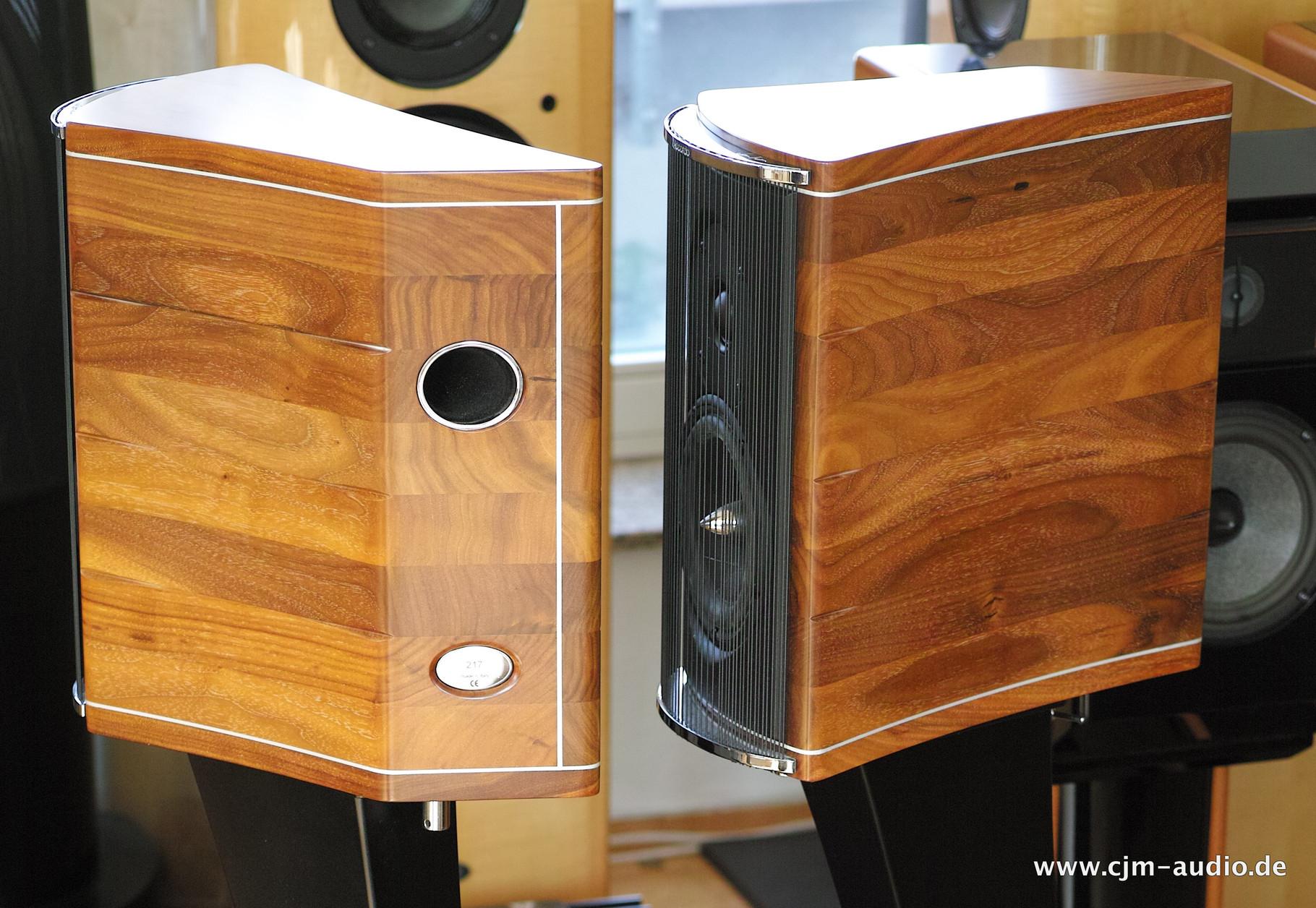 Franco Serblin Accordo - cjm-audio High End Audiomarkt für