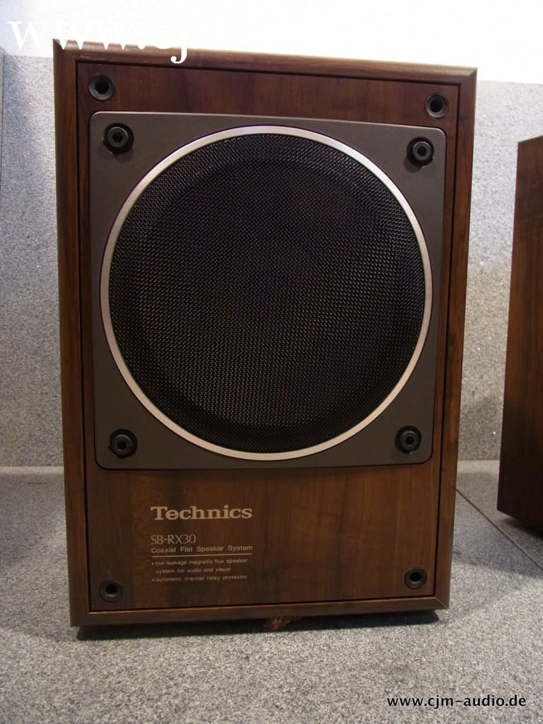 technics cjm audio high end audiomarkt f r gebrauchtger te. Black Bedroom Furniture Sets. Home Design Ideas