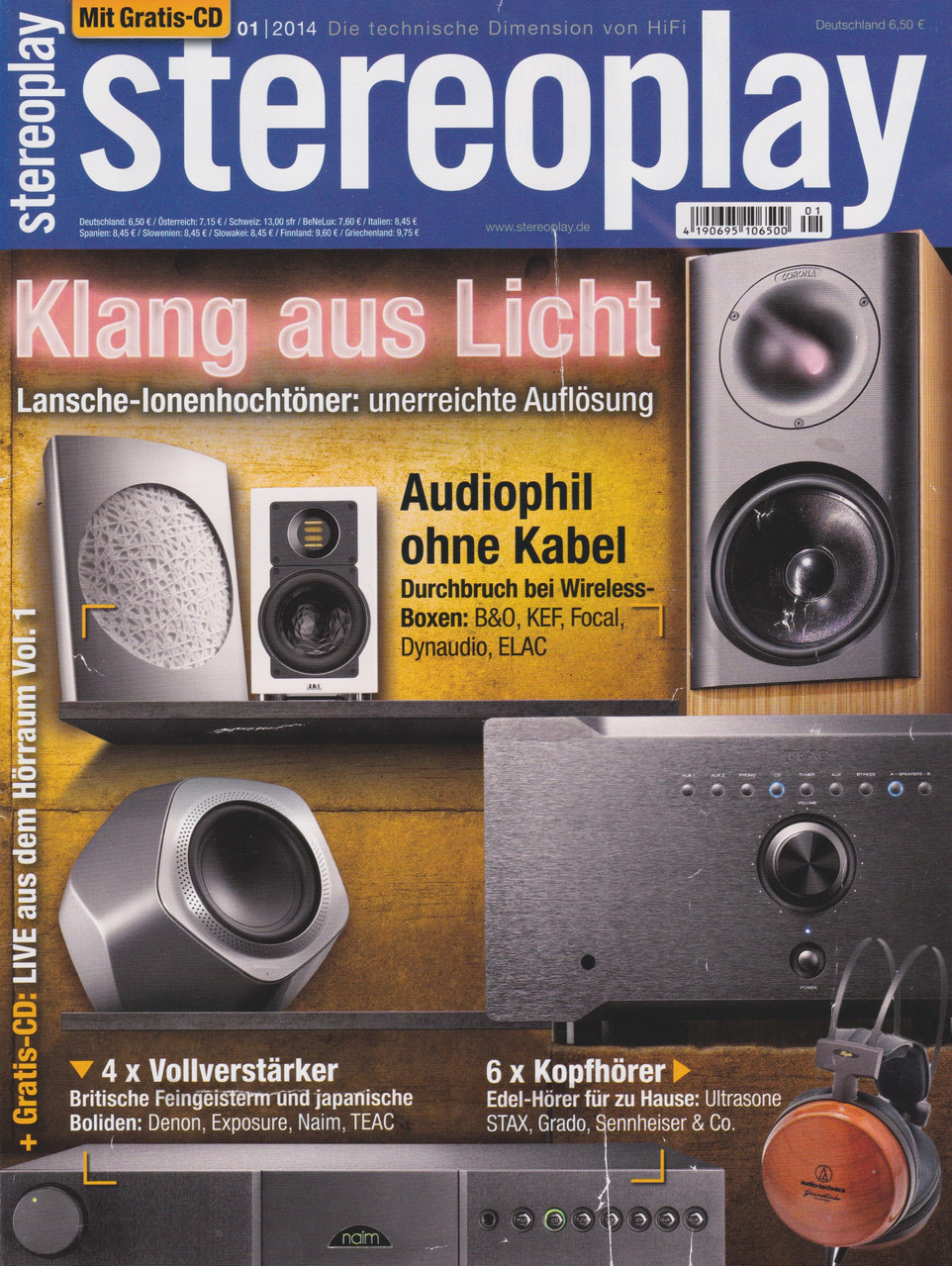 Lansche Audio - cjm-audio High End Audiomarkt für Gebrauchtgeräte