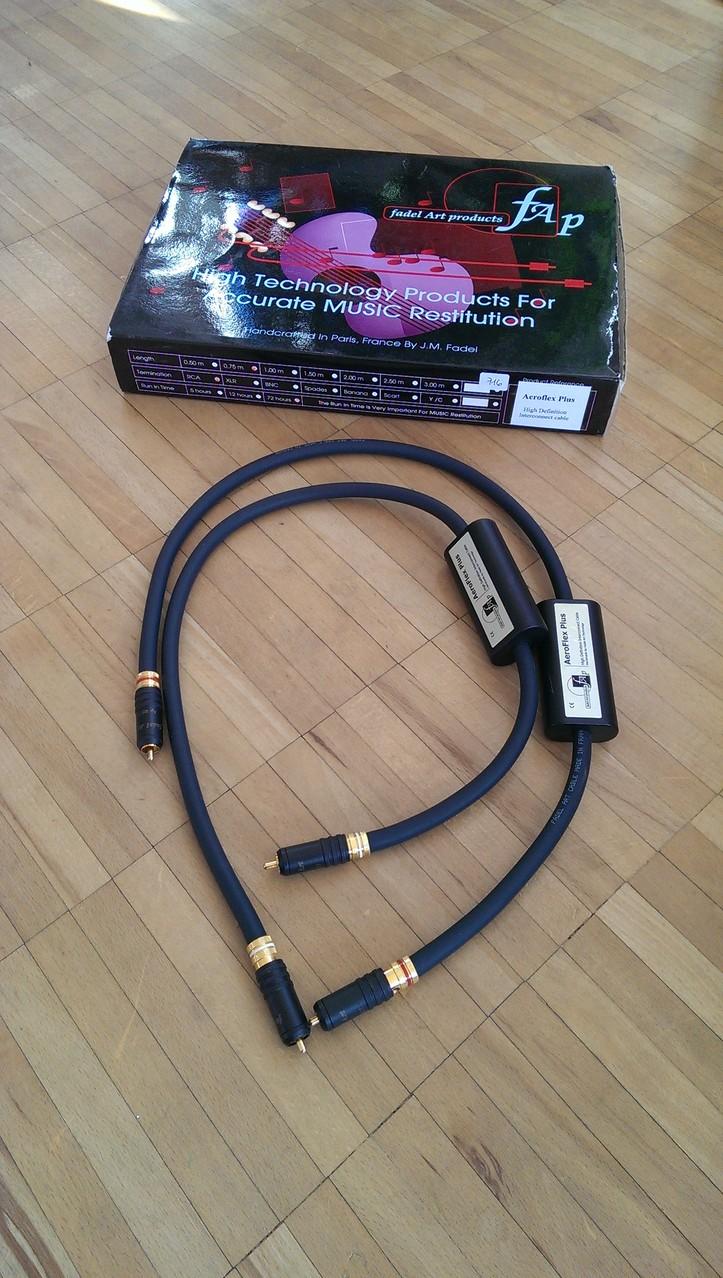Fadel Art AeroFlex Plus Cinch Kabel - cjm-audio High End ...