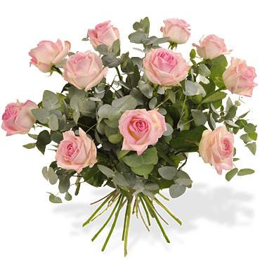 bouquet nymphe des fleurs des fleurs etc francheville vente de fleurs en ligne. Black Bedroom Furniture Sets. Home Design Ideas