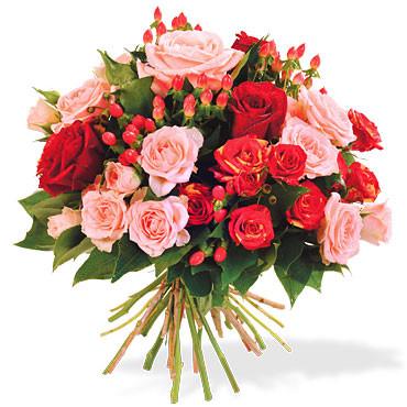 Bouquet de roses d claration des fleurs des fleurs etc for Vente de bouquet de fleurs en ligne