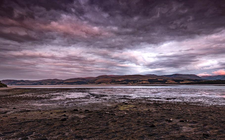 Fotoreise nach Snowdonia und zur Halbinsel Anglesey, Straße von Menai