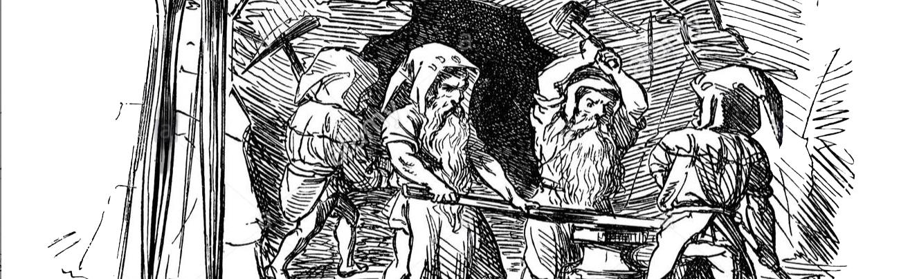 Der Zwerg als Metapher des Kreativen Prinzips