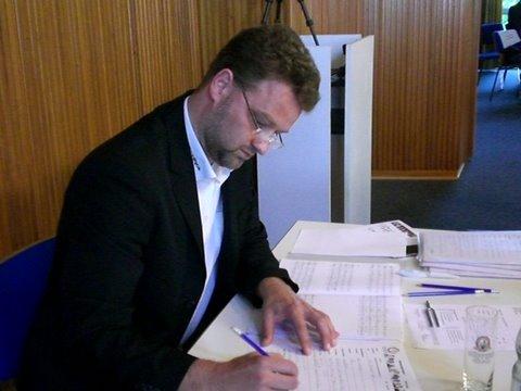 Juror Klaus Levermann