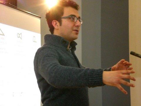 """Rabih Lahoud beschreibt die verschiedenen """"Modes"""" der CVT (2)"""