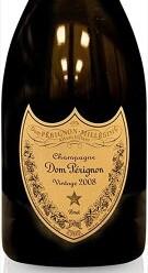 ドンペリニヨン Dom Perignon [2008]ヴィンテージ白750ml  価格 18480円