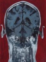 """Profilbild: """"Introspektion"""", Gemälde nach einer MRT (Magnetresonanz-Tomografie)"""