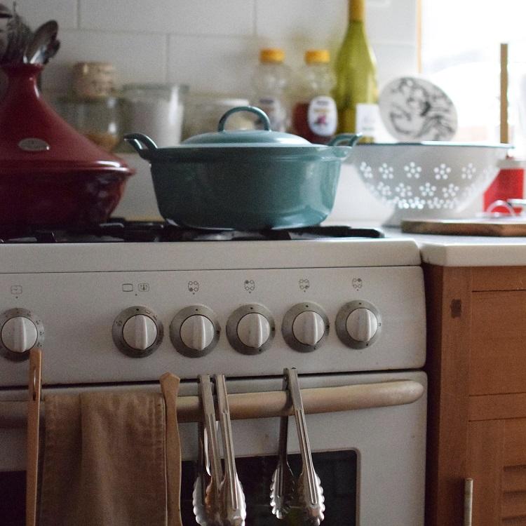 キッチン お気に入りの場所