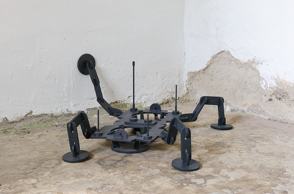 René Zäch, Ausstellung, Kunstraum K634, Köln, 2019