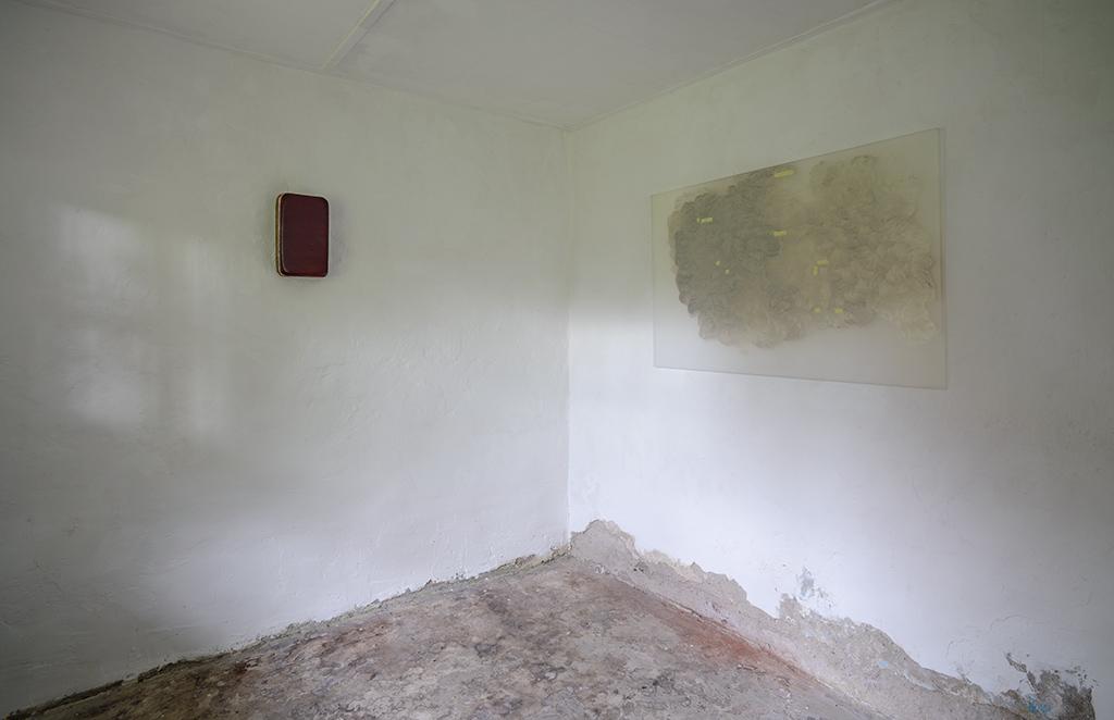 Andreas Keil, Ulrich Wellmann, Ausstellung, Kunstraum K634, Köln, Malerei, 2015