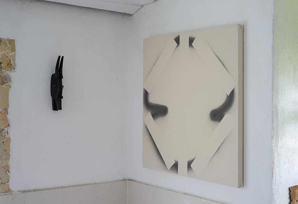 "Ausstellung, Lisa Busche,  ""BOHEMIA"", Kunstraum K634, Kurator Andreas Keil, Köln, 2020"