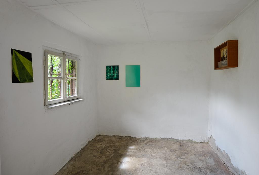 Claudia Larissa Artz, Ulla Bönnen, Thomas Kemper, Wolfgang Lüttgens, Ausstellung, Kunstraum K634, Köln, 2017