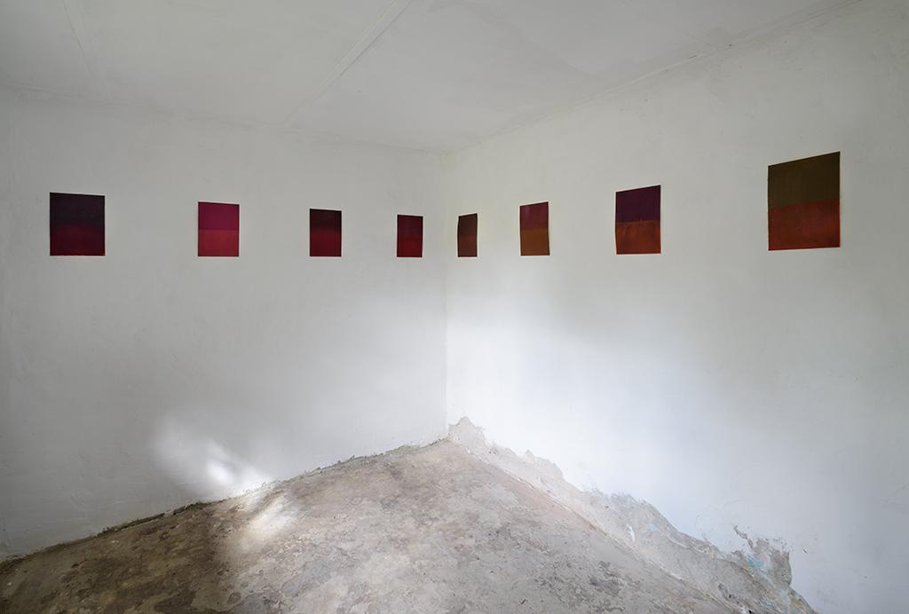 Christoph Gesing, Ausstellung, Malerei, Kunstraum K634, Köln, 2017