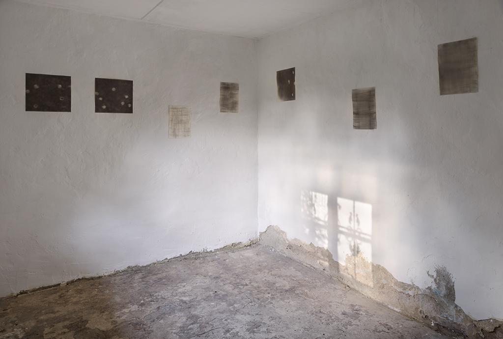 Anne Cichos, Ausstellung, Kunstraum K634, Köln, Zeichnung, 2014