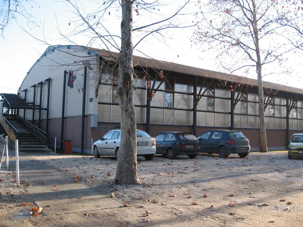 Domsod - Sport hall