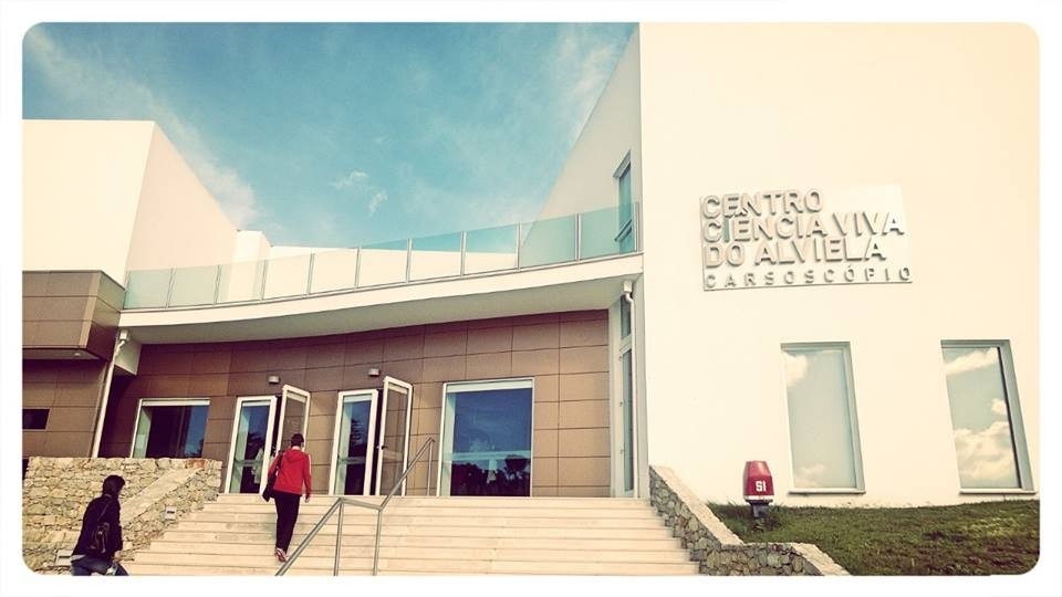 Centro Ciência Viva do Alviela