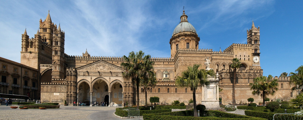Palermo - Cathedral