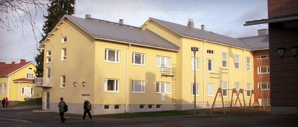 Lehmo - The school