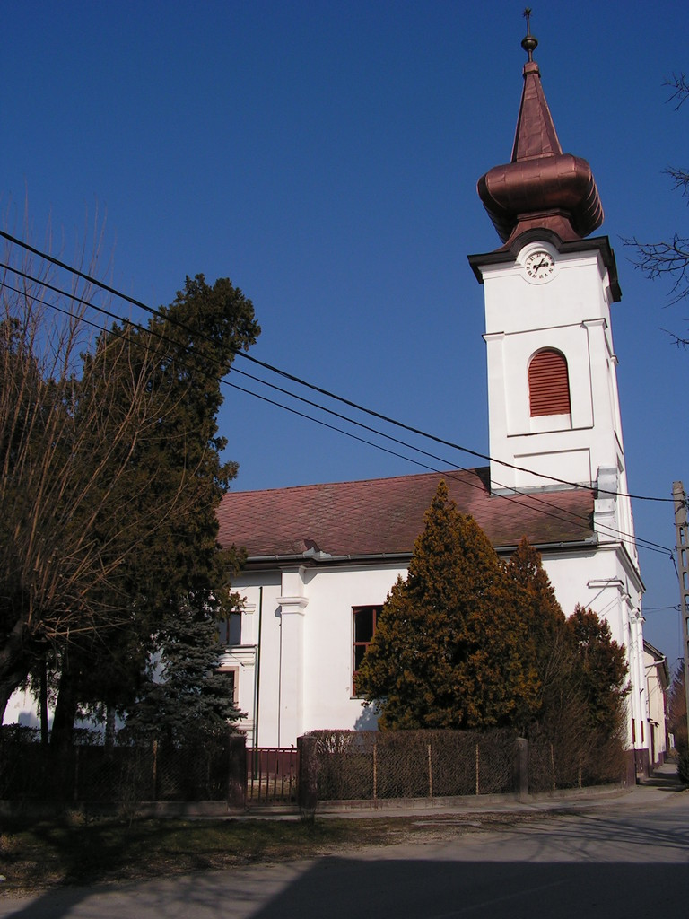 Domsod - Reformed church