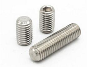 Width across flats - Grub screws