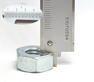 Messschieber Tiefenmessung, Schieblehre Tiefenmessung, Bohrlochtiefe messen, Lochtiefe messen,  Loch messen, Bohrloch messen