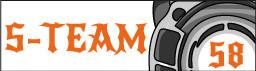 """Création du petit logo et de stickers autocollants pour l'équipe de sports mécaniques """"Scooter Team 58"""" par Cloé Perrotin"""