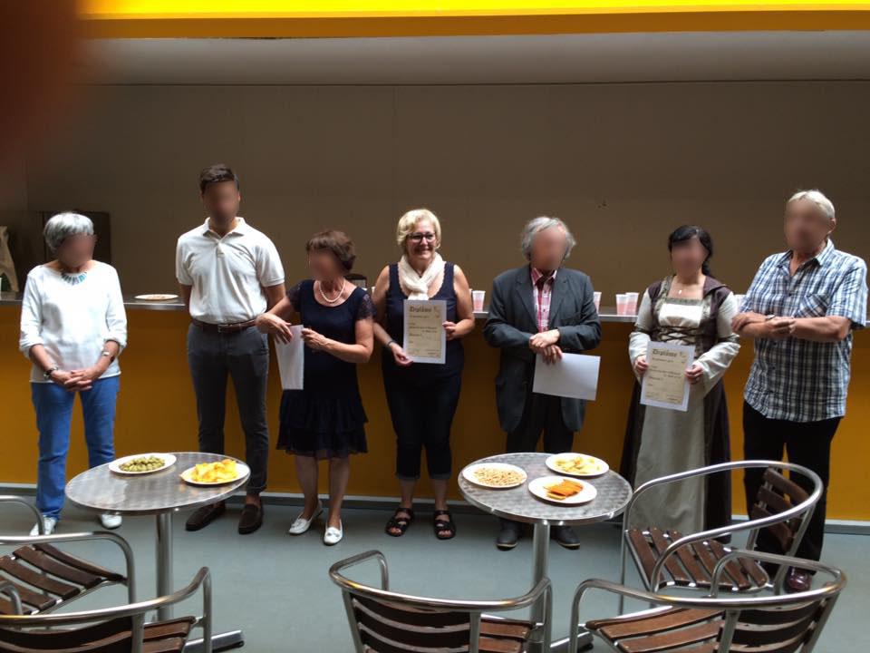 L'association Ex Libris du Pays d'Allevard décerne le 1er prix jeunesse à Faribole et Mistigri en collaboration avec l'Office de Tourisme