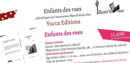 Visuel représentant la présentation pdf des publications de Cloé Perrotin