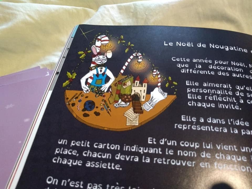 """Illustration pour l'association """"Les Blouses Roses"""" par Cloé Perrotin"""
