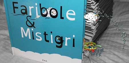 """Parution du livre jeunesse """"Faribole et Mistigri"""" illustré par Cloé Perrotin, écrit par Marie Garnier et édité chez YIL Editions"""