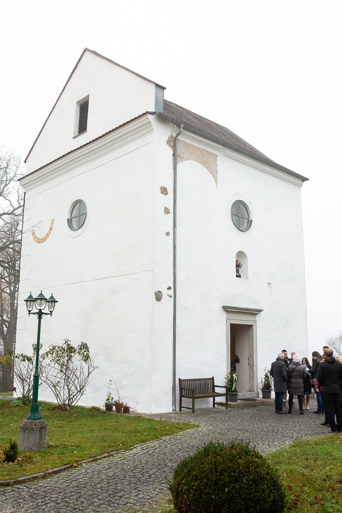 Mitterbergkapelle in Rüstorf