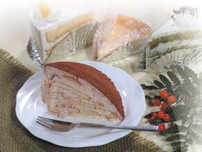 チョコビスケーキ チーズケーキ