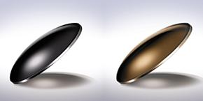 【左】S385/16偏光グレー【右】B582/16偏光ブラウン