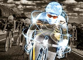 「ICRX NXT」レンズは、スポーツ・サングラスに最適