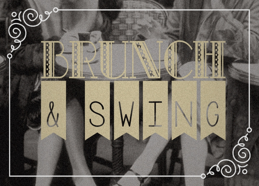 Nantes - 18/11/2018 - Brunch & Swing