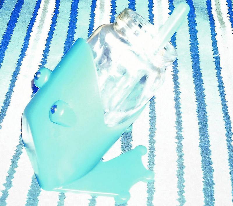 Fynnys Fütterfrosch. Das innovativste Produkt des Jahres 1998.