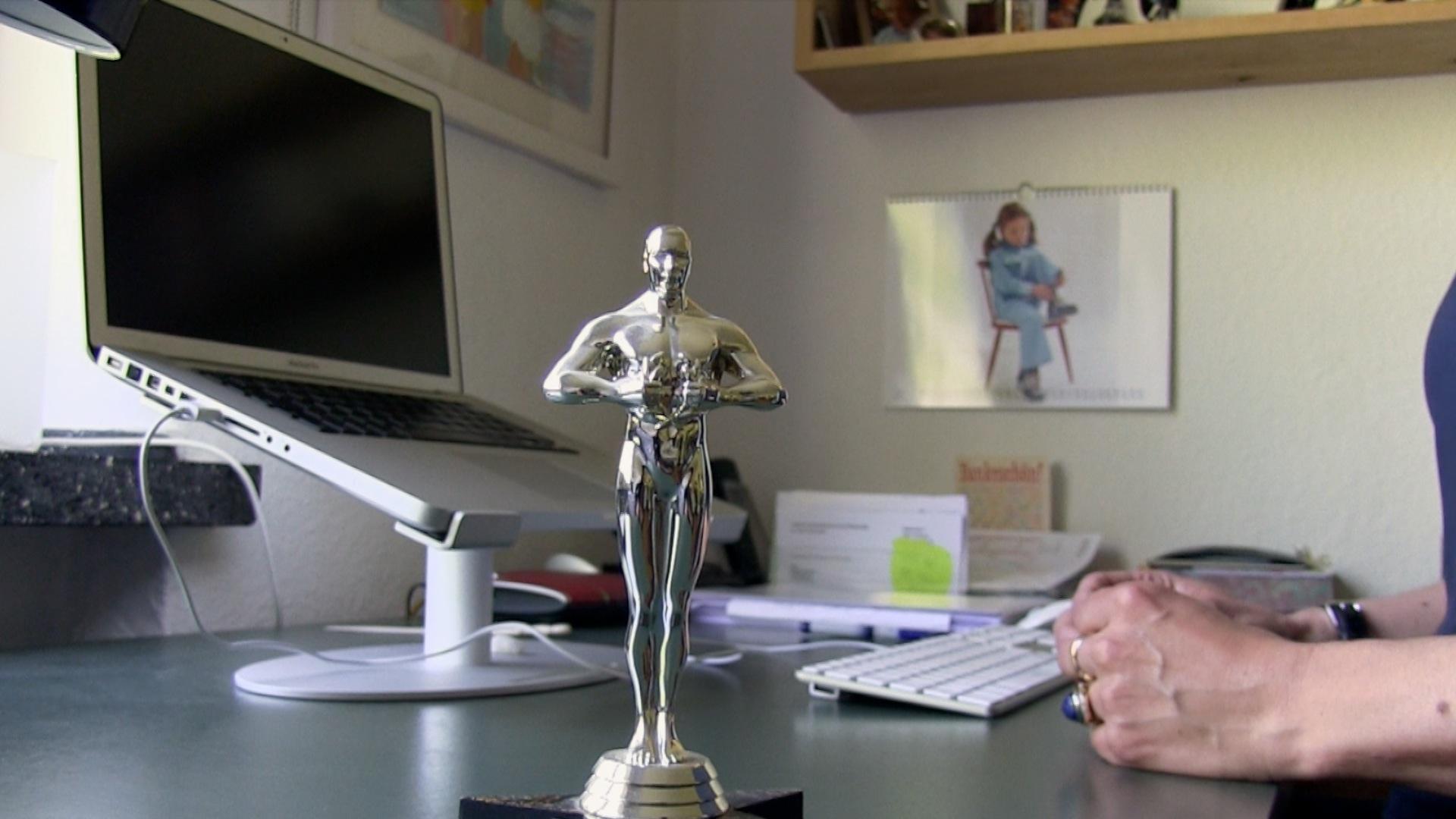 Filmproduzentin mit Oscar für jobaspekte.de