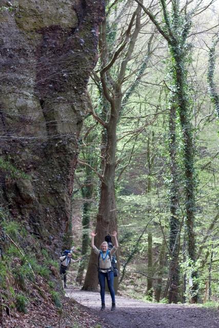 Wandern in der Eifel Pfadfinder
